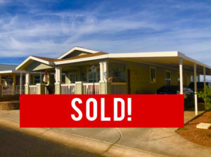 SOLD – Space #87 – Room for the Whole Family!