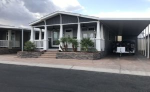 Space #113 – $169,500 – Move in Ready!