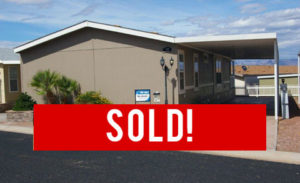 Space #52 – SOLD – Great Starter Home