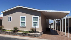 Space #50 – $139,900 – Brand New River Home! Mountain Views