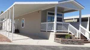 Space #151 – $99,995 – New Home on Ramp Road! Best price in Park!
