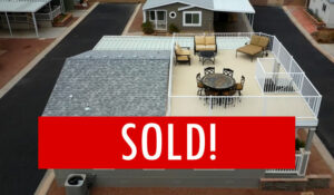 Space #41 – SOLD! – Brand New Home with Roof Top Deck