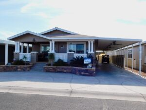 Space #108 – $180,000 – 3 Bed, 2 Bath Home – Room to Breathe!