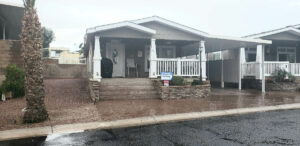 Space #72 – $140,000 – 2 Bed, 2 Bath – Great Location!